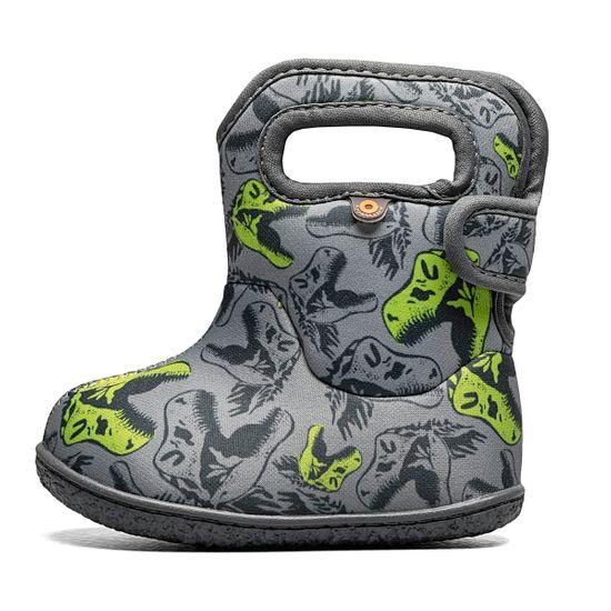 Сапоги Bogs Baby Cool Dinos, арт. 213.72741I.062, цвет Серый