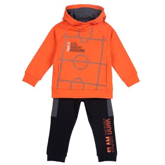 Костюм спортивный Chicco Slam Dunk, арт. 090.78781.099, цвет Оранжевый