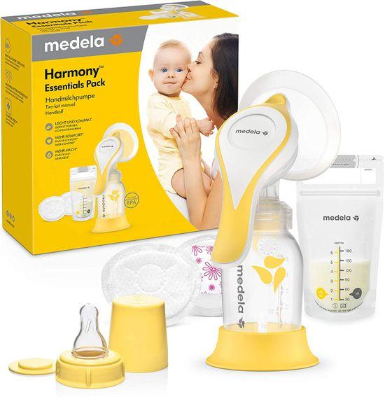 Молокоотсос ручной Medela Harmony Essentials Pack, арт. 101041164