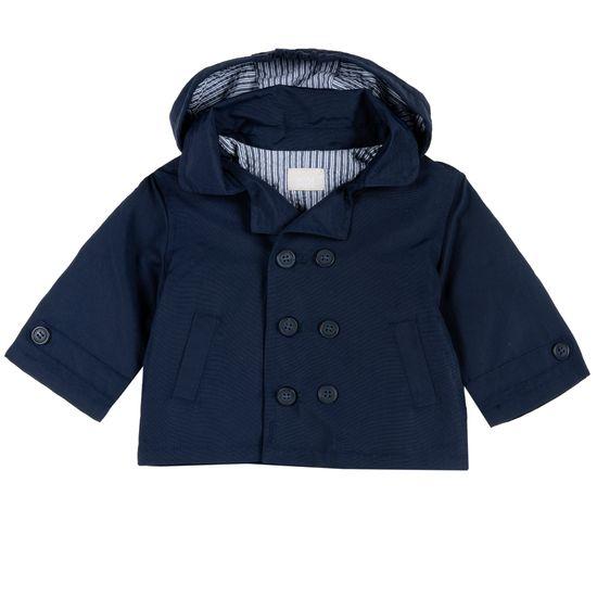 Куртка Chicco Little gentleman, арт. 090.87566.088, цвет Синий