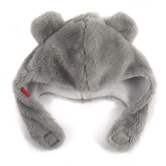 Шапка Magnetic Me Teddy, арт. 5085, цвет Серый