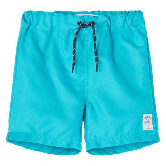 Шорты пляжные Name it Aquamarine, арт. 211.13187796.PBLU, цвет Голубой