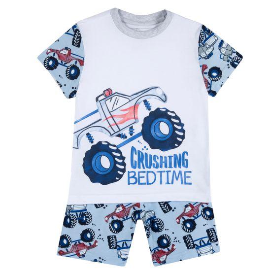 Пижама Chicco Car rally , арт. 090.35392.033, цвет Голубой