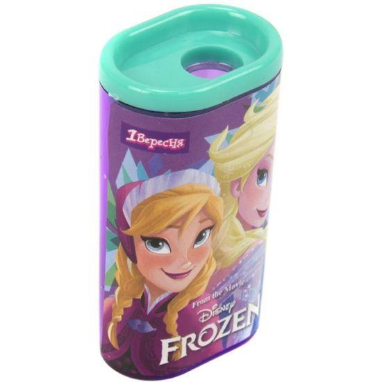 """Точилка-бочонок 1Вересня """"Frozen"""", арт. 620402"""