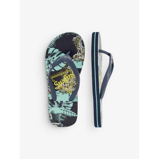 Сланцы Name it Surfing (синие), арт. 13163154.DSAP, цвет Синий