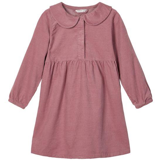 Платье Name it Rosetta, арт. 203.13180037.NROS, цвет Розовый