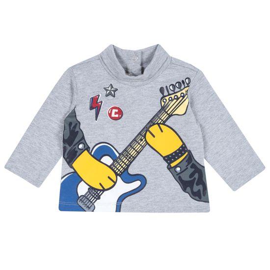 Реглан Chicco Rock Boy, арт. 090.68802.091, цвет Серый