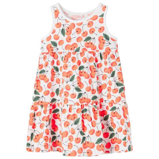 Платье Name it Sofia orange, арт. 211.13189315.PERS, цвет Красный