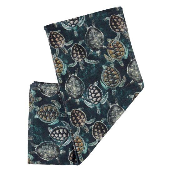 Полотенце Molo Sea Turtles, арт. 7S21Y101.6213, цвет Синий