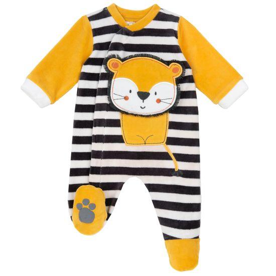 Комбинезон Chicco Cute lion, арт. 090.02206.091, цвет Оранжевый