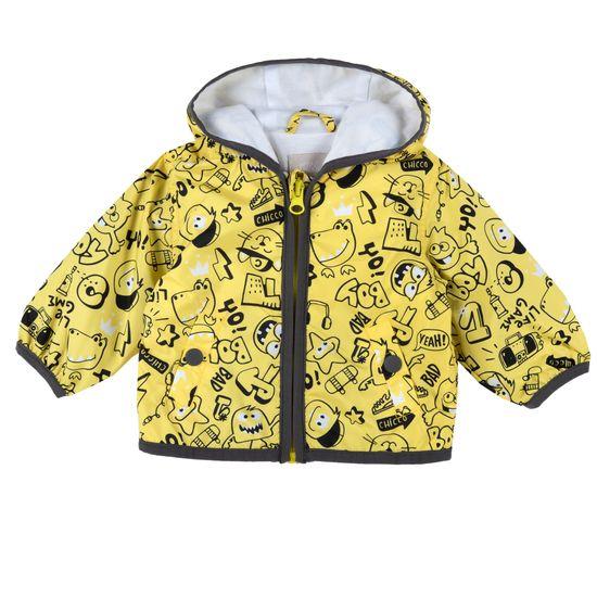 Куртка Chicco Funny animals, арт. 090.87550.041, цвет Желтый