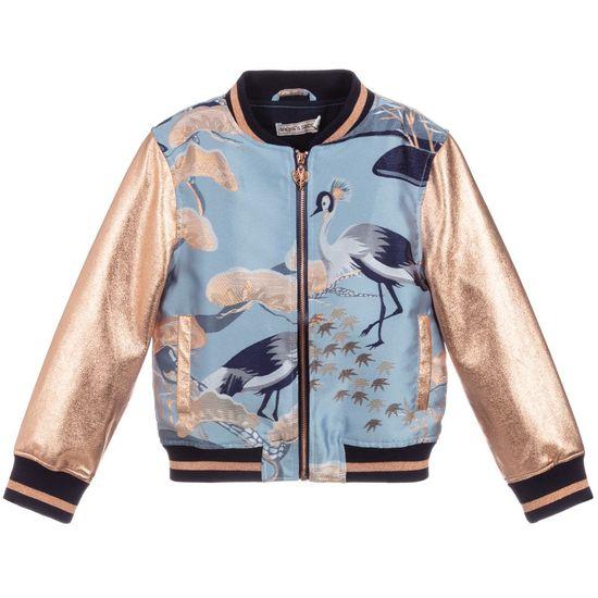 Куртка Angel`s Face Sandy Heron, арт. 201.SHJ.084, цвет Голубой