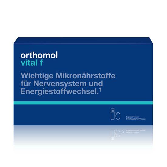 """Витамины для женщин Orthomol """"Vital F"""", 30 дней, питьевой, арт. 1319689"""