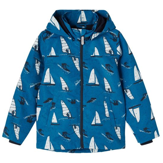 Куртка Name it Ships, арт. 211.13190654.MBLU, цвет Синий