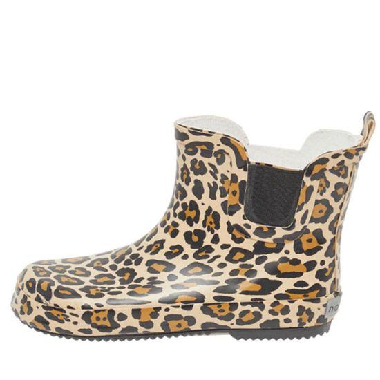 Полусапоги Name it Leopard, арт. 193.13176580.BLAC, цвет Бежевый