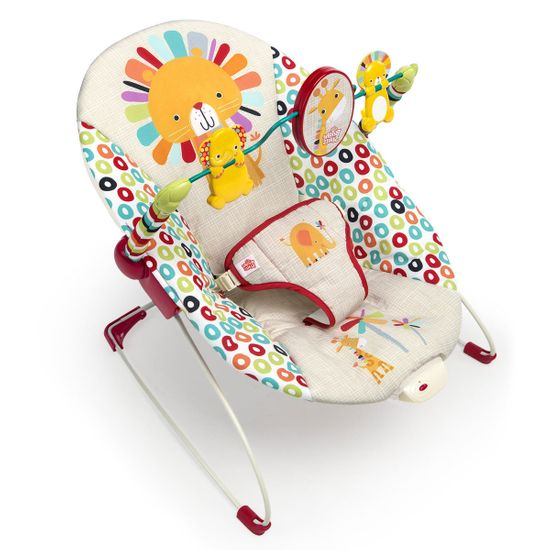 "Шезлонг Bright Starts ""Playful Pinwheels"", арт. 60135"