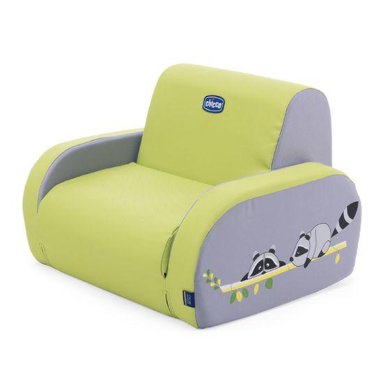 Детское кресло Chicco Twist, арт. 79098, цвет Салатовый