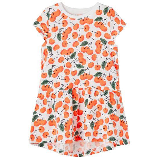 Платье Name it Berries orange, арт. 211.13189309.PERS, цвет Красный