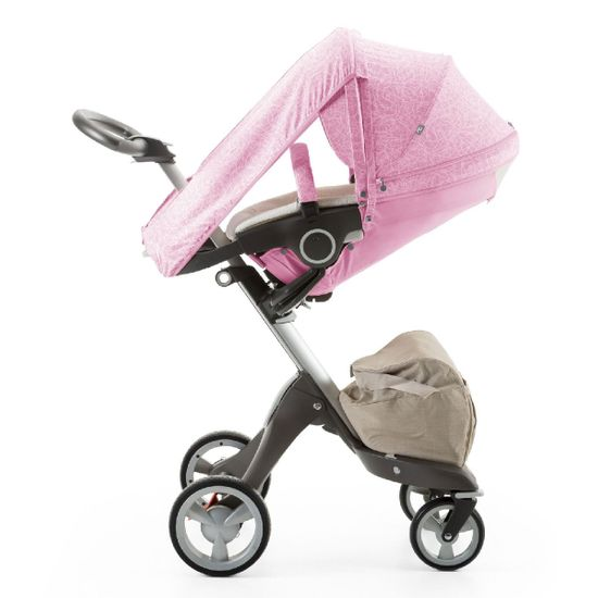 Летний комплект для коляски Stokke Summer Kit, арт. 4096, цвет Розовый