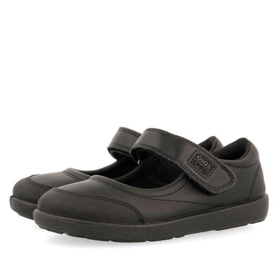 Туфли Gioseppo Lambda, арт. 46875.Blac, цвет Черный