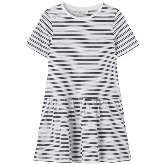 Платье Name it Adrenalin white, арт. 211.13189335.BWHI, цвет Синий с белым