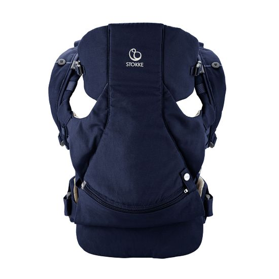 Рюкзак-переноска Stokke MyCarrier™ Front, арт. 4317, цвет Deep Blue