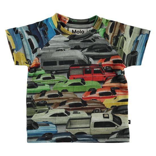 Футболка Molo Emmett Cars, арт. 3S20A202.6050, цвет Разноцветный