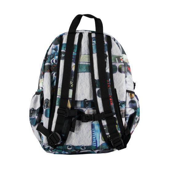 Рюкзак Molo Big Backpack Snowboard Check, арт. 7W19V203.4884, цвет Белый (фото2)