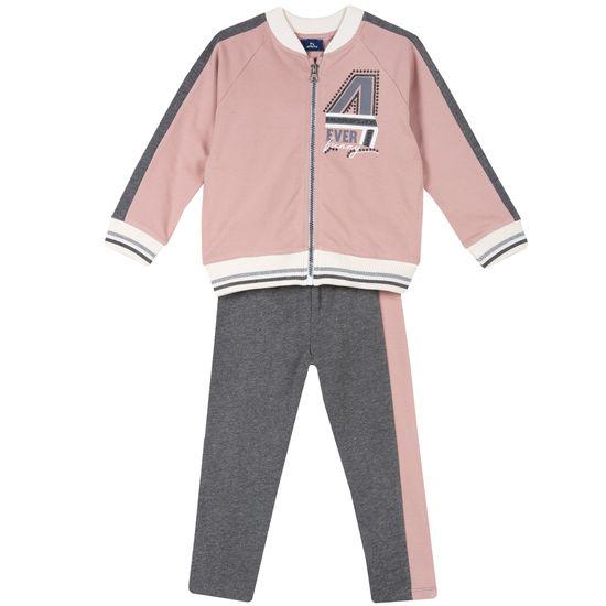 Костюм спортивний Chicco Ever funny, арт. 090.78668.098, цвет Розовый