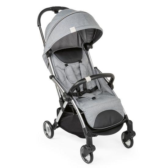 Прогулочная коляска Chicco Goody, арт. 79861, цвет Серый