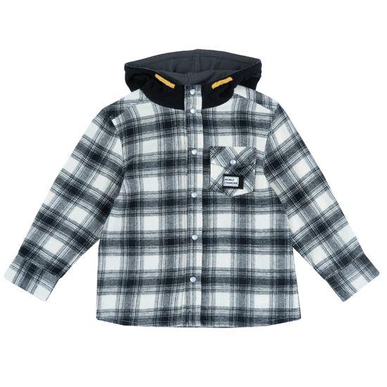 Рубашка Chicco Thomas White, арт. 090.54588.030, цвет Серый