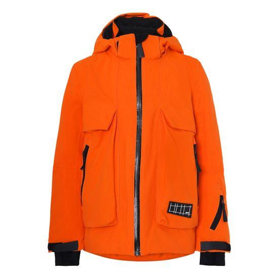 Термокуртка Molo Alpine Recycle Flame, арт. 5W20M331.8228, цвет Оранжевый