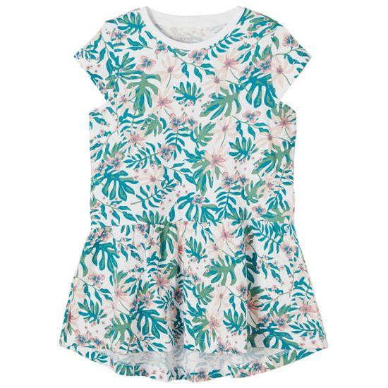 Платье Name it Berries white, арт. 211.13189309.BWHI, цвет Зеленый