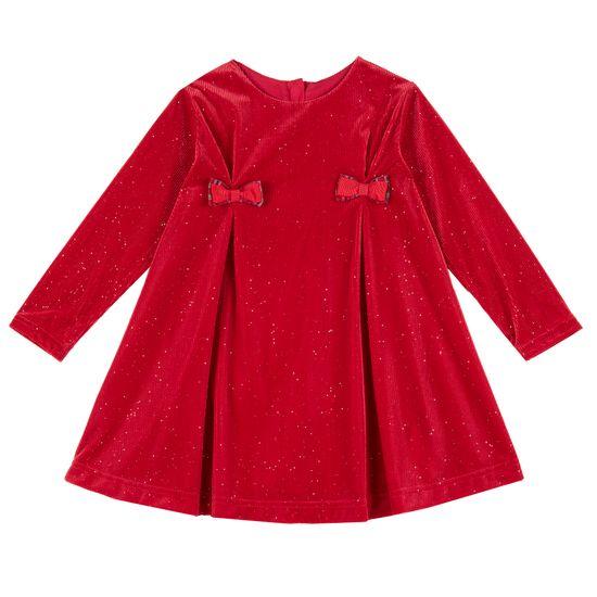 Платье Chicco Sweet love, арт. 090.03801.075, цвет Красный
