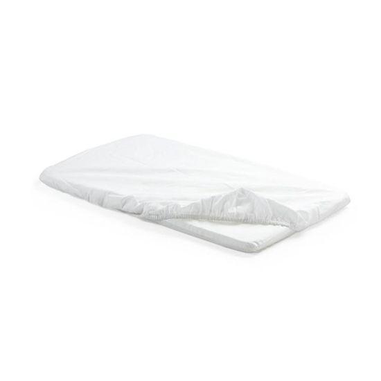 Простынь для колыбели Stokke Home™, 2 шт, арт. 4086, цвет Белый