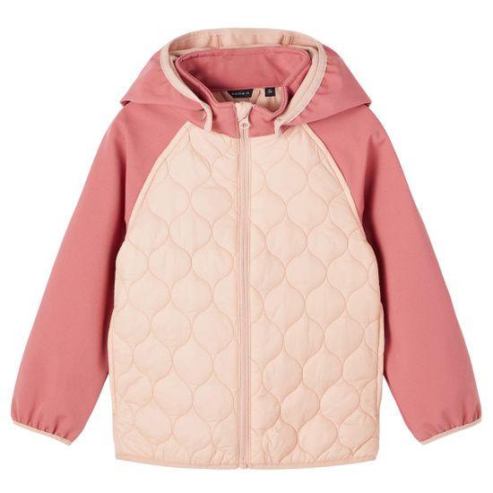 Куртка Name it Oklahoma pink, арт. 211.13185060.MAUV, цвет Розовый