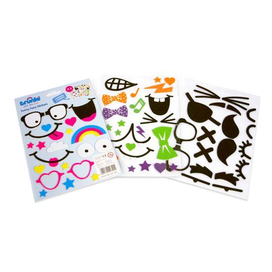 Наклейки на детский чемодан Trunki , арт. 0302-GB01, цвет Разноцветный