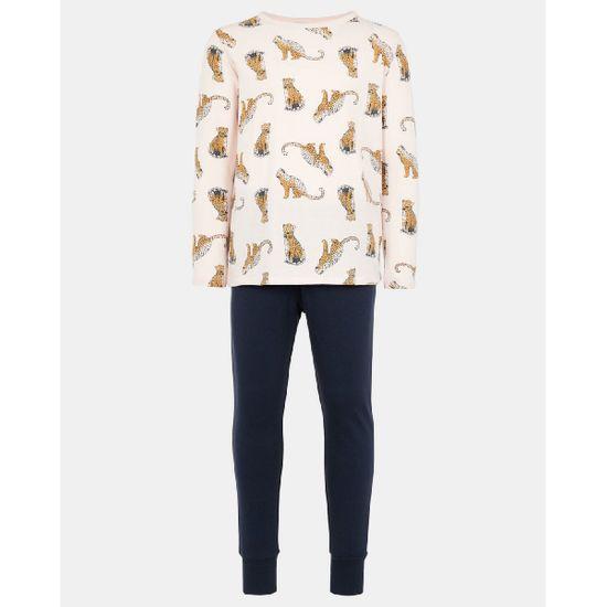 Пижама Name it Little leopard, арт. 193.13170468.BPIN, цвет Розовый