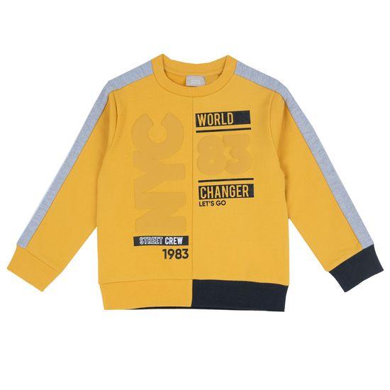 Джемпер Chicco World Changer, арт. 090.69538.041, цвет Желтый