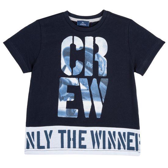 Футболка Chicco Dream winner, арт. 090.06980.088, цвет Синий