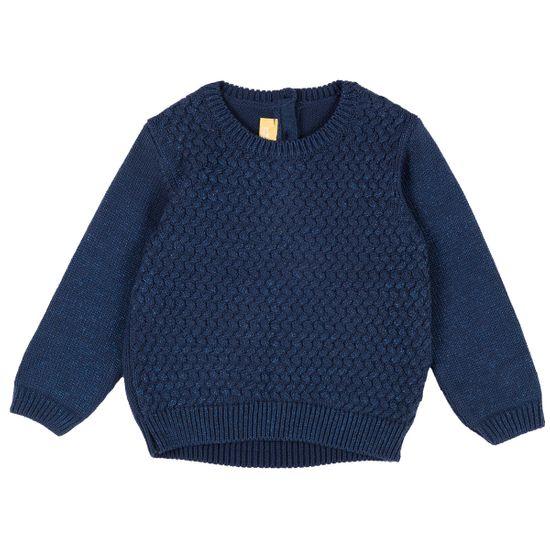 Пуловер Chicco Shine, арт. 090.69304, цвет Синий