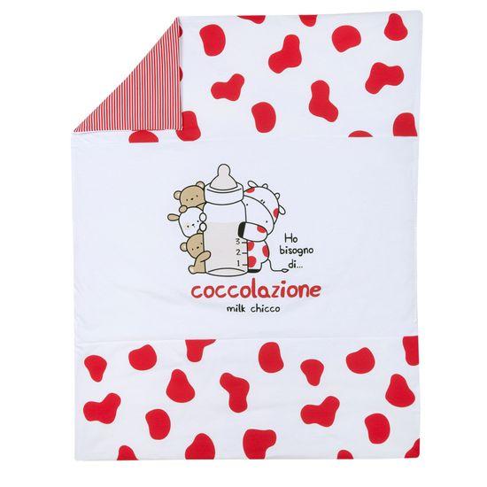 Плед Chicco Coccolazione, арт. 090.05169.033, цвет Красный