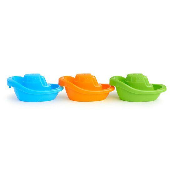 "Игрушка для ванной Munchkin ""Little Boat Train"", арт. 01200601"