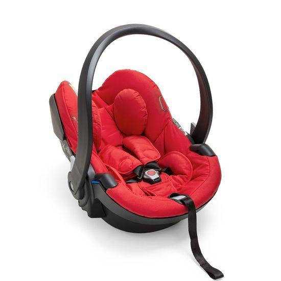Автокресло Stokke  iZi Go Modular™ by BeSafe®, группа 0+, арт. 4490, цвет Красный