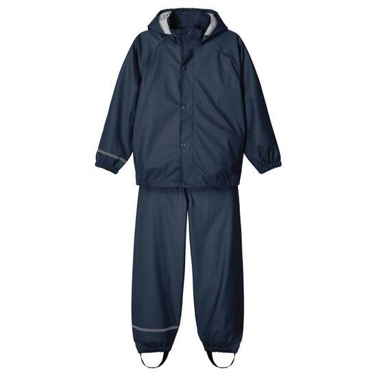 Костюм-дождевик Name it Blue ocean: куртка и брюки, арт. 203.13177542.DSAP, цвет Синий