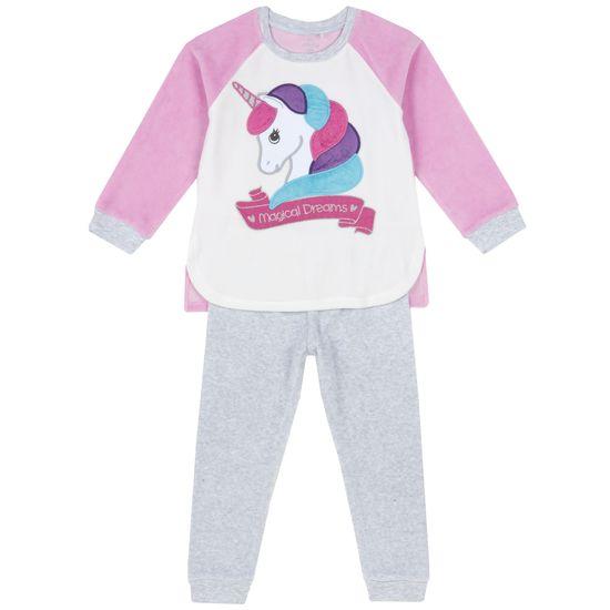 Пижама Chicco Magical Unicorn, арт. 090.31374.011, цвет Розовый