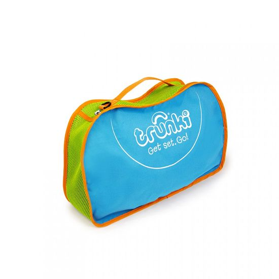 """Детская сумка для путешествий Trunki """"Blue"""", арт. 0305-GB01, цвет Голубой"""
