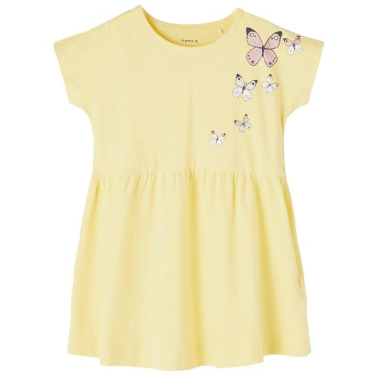Платье Name it Donatella, арт. 211.13187688.POPC, цвет Желтый