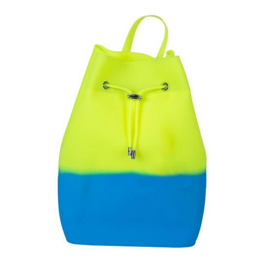Рюкзак силиконовый Tinto M, арт. BP22, цвет Желтый