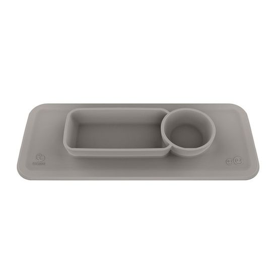 Поднос силиконовый Stokke Clikk, арт. 5594, цвет Soft Grey